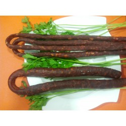 Cured Red Longaniza