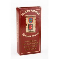 Anchovies Solano-Arriola