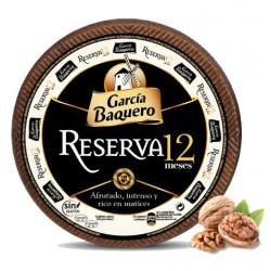 García Baquero Reserva 12 Meses