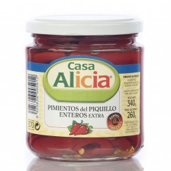 Piquillo Peppers Casa Alicia