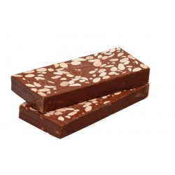 Turrón de Chocolate con Almendras Enrique Rech