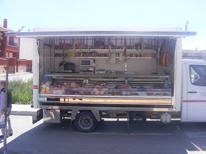 Camión mercado